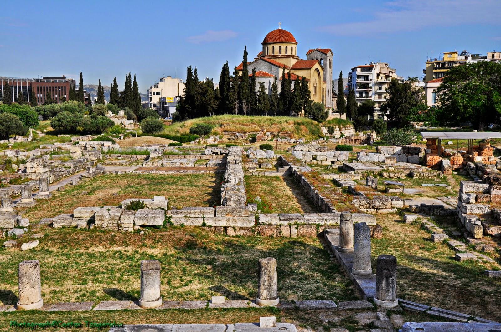 Αρχαίο νεκροταφείο Κεραμεικού