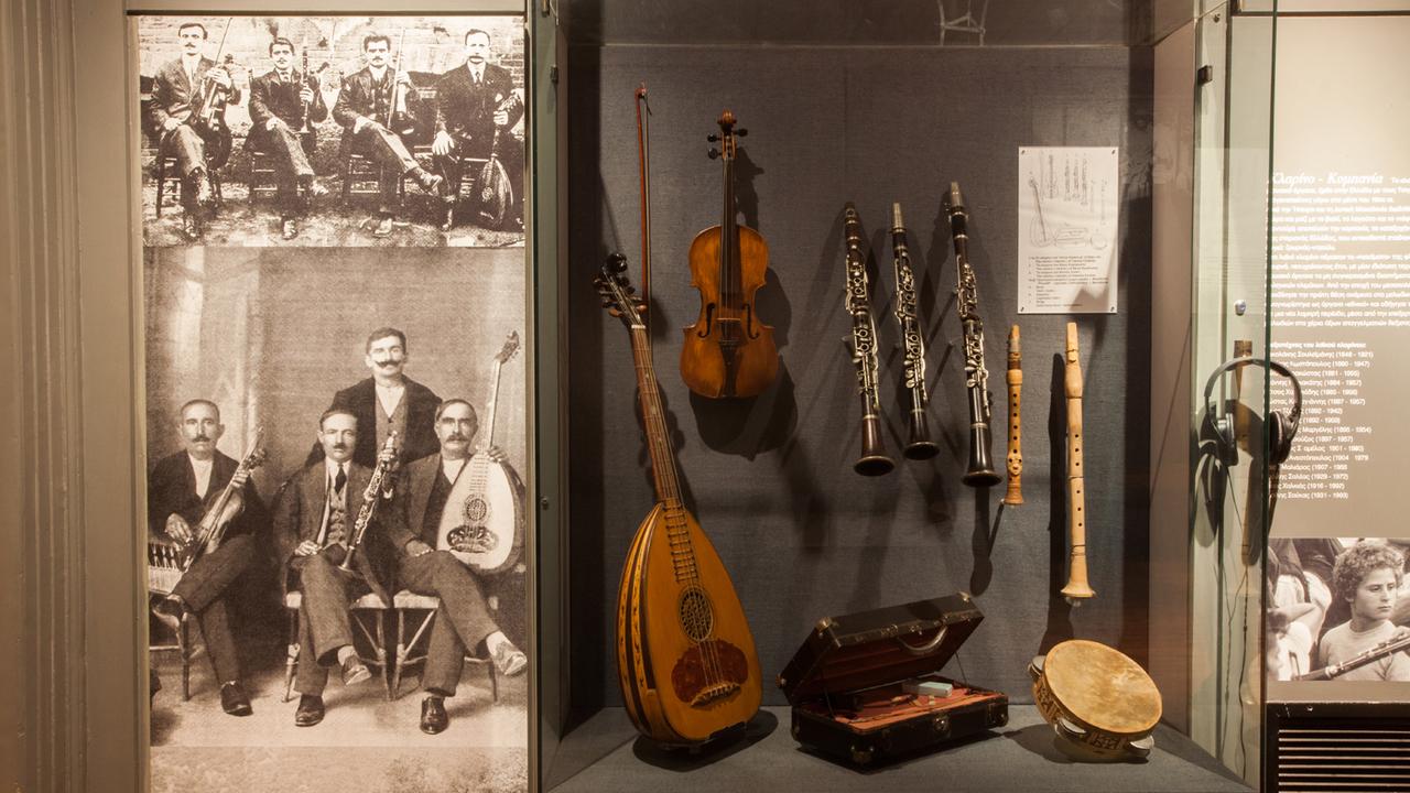 Μουσείο Ελληνικών Λαϊκών Μουσικών Οργάνων Φοίβου Ανωγειανάκη
