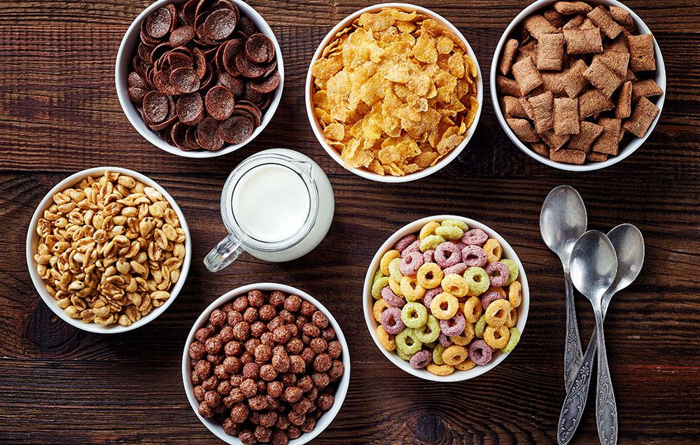 Δημητριακά για σωστή υγεία