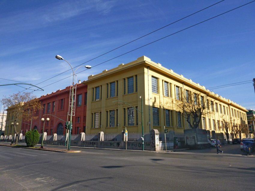 Το Δημόσιο Καπνεργοστάσιο της οδού Λένορμαν