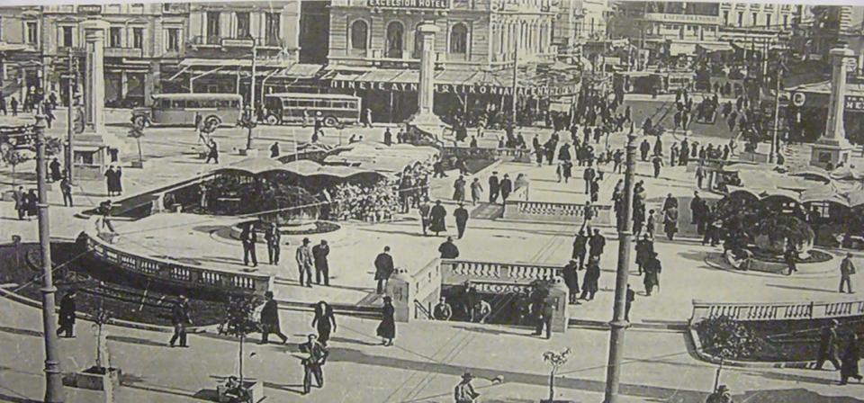 Πλατεία Ομονοίας | UrbanLife.gr