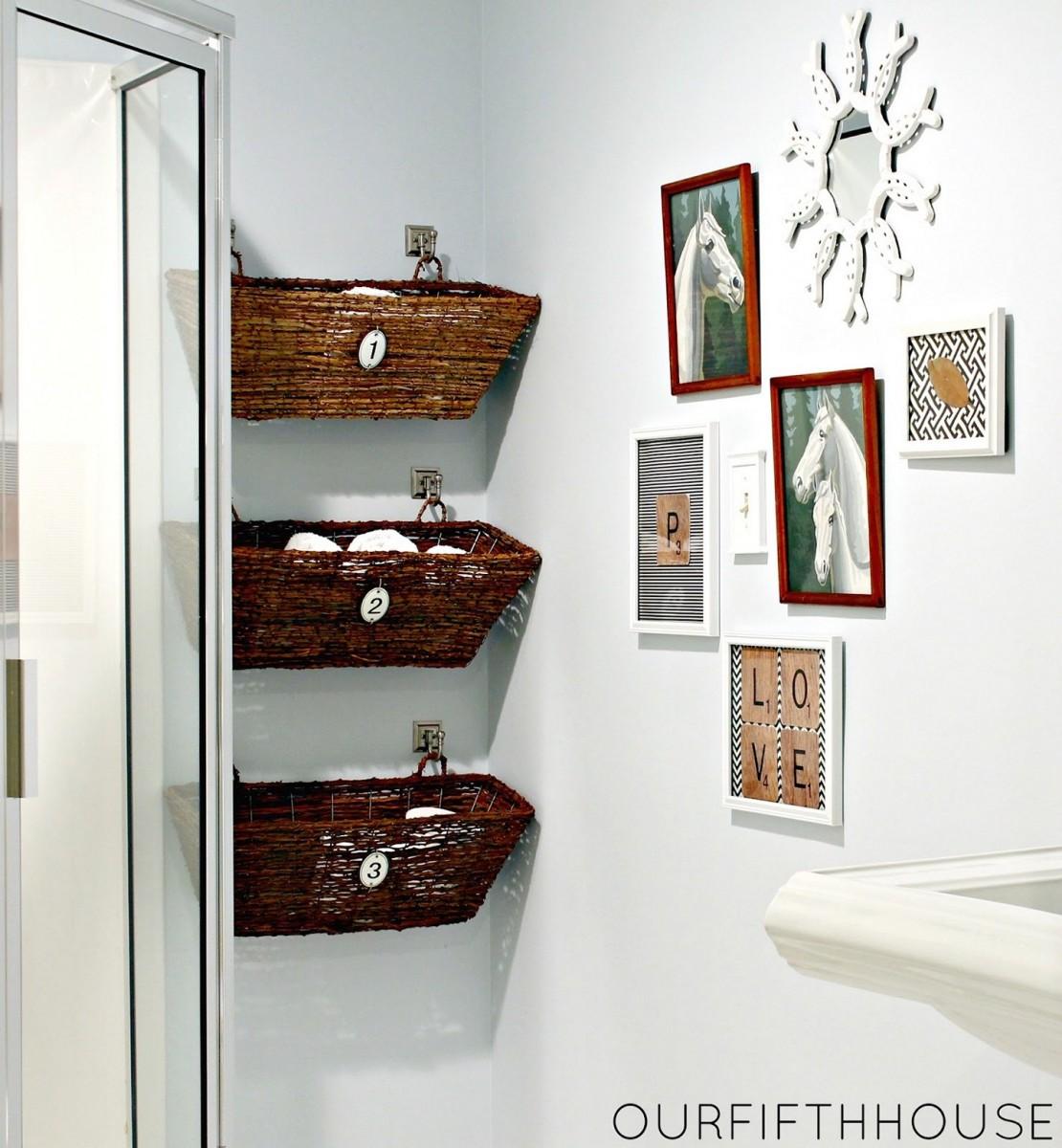 Cool Diy Bathroom Wall Decor Ideas Urbanlife Gr