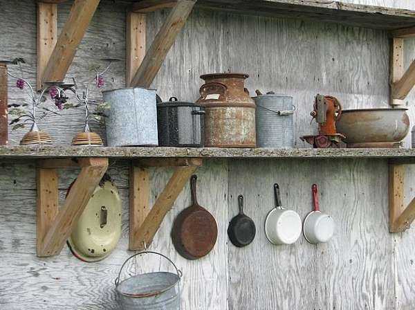 Vintage Kitchen Decor Urbanlife Gr
