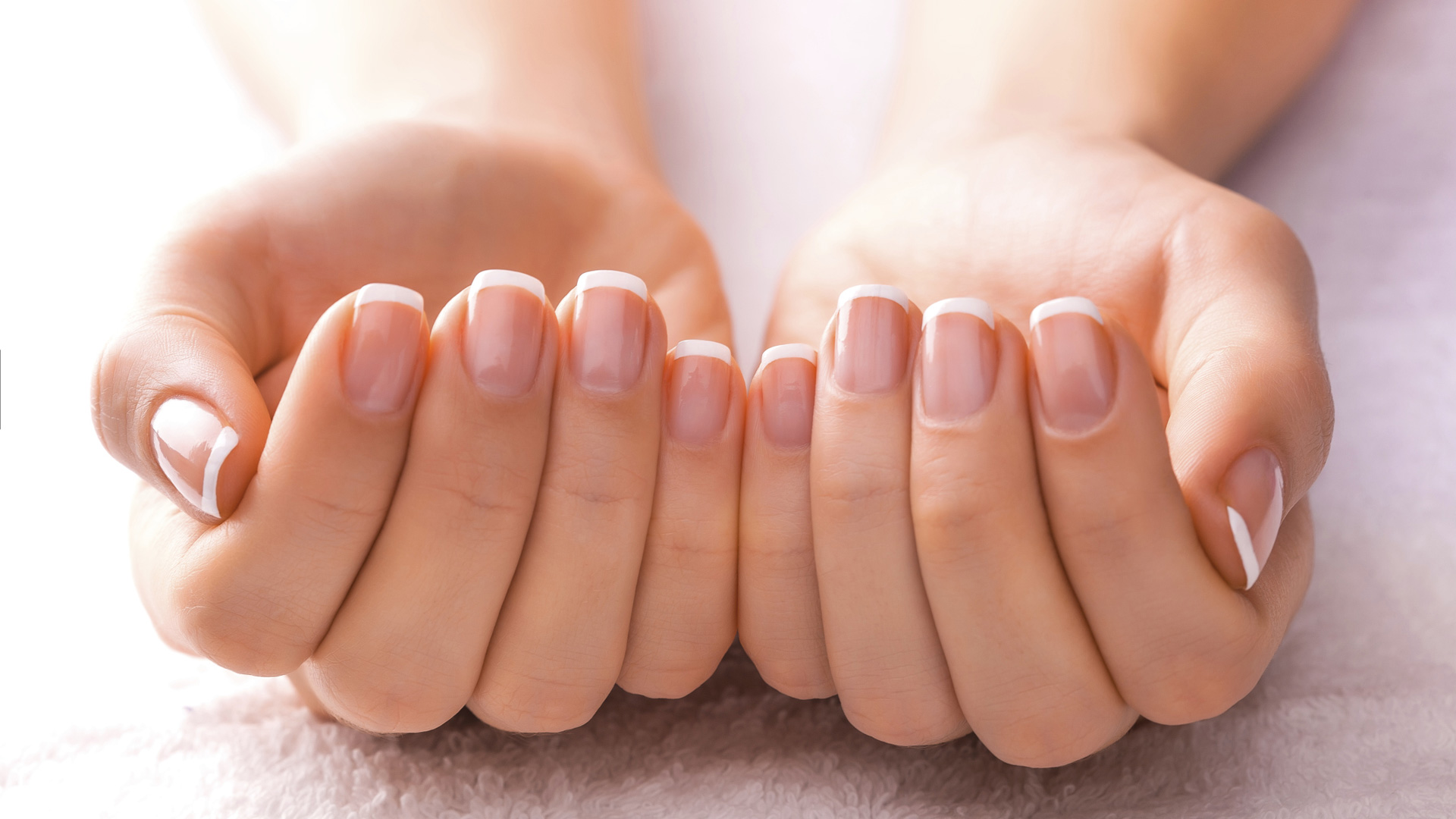 Healthy life - healthy nails