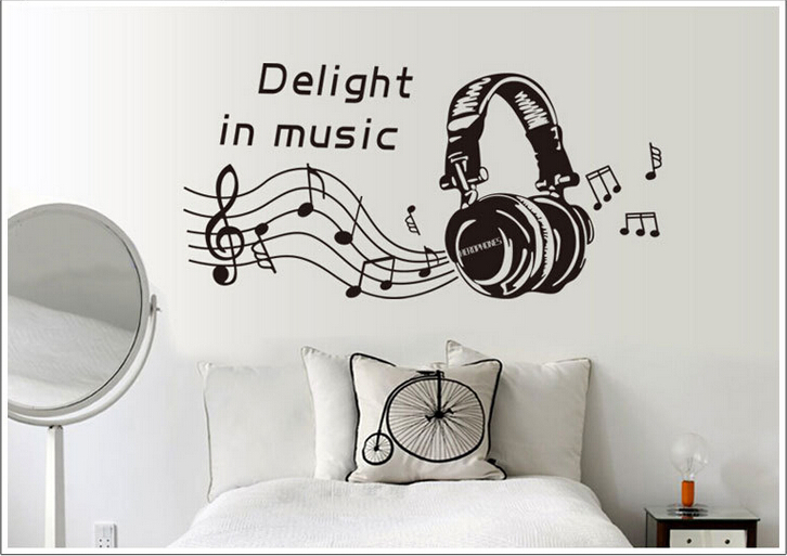 Fashion-DIY-Enjoy-Music-Glass-Wall-Sticker-Home-Decoration-Decal-Removable-Mural-Deco-Home-Sticker-Delight