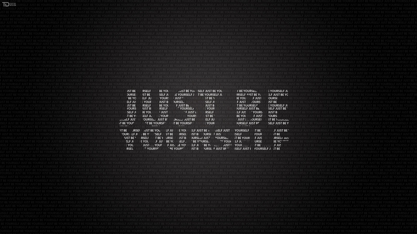 just-be-yourself-wallpaper-1