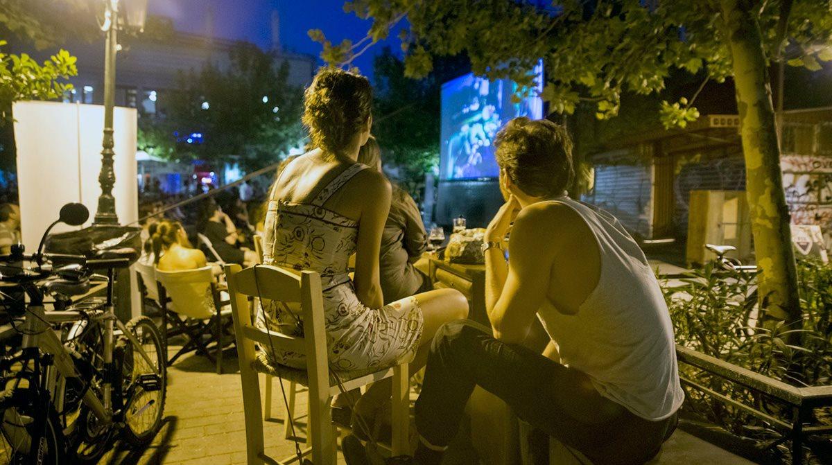Θερινά σινεμά της Αθήνας vol.1