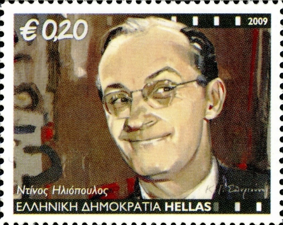 12/06/1915, γεννιέται στην Αλεξάνδρεια της Αιγύπτου, ο Ντίνος Ηλιόπουλος