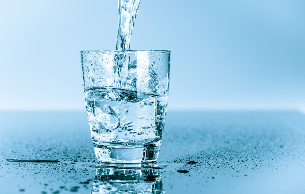 Πόσα ποτήρια νερό ήπιατε σήμερα;
