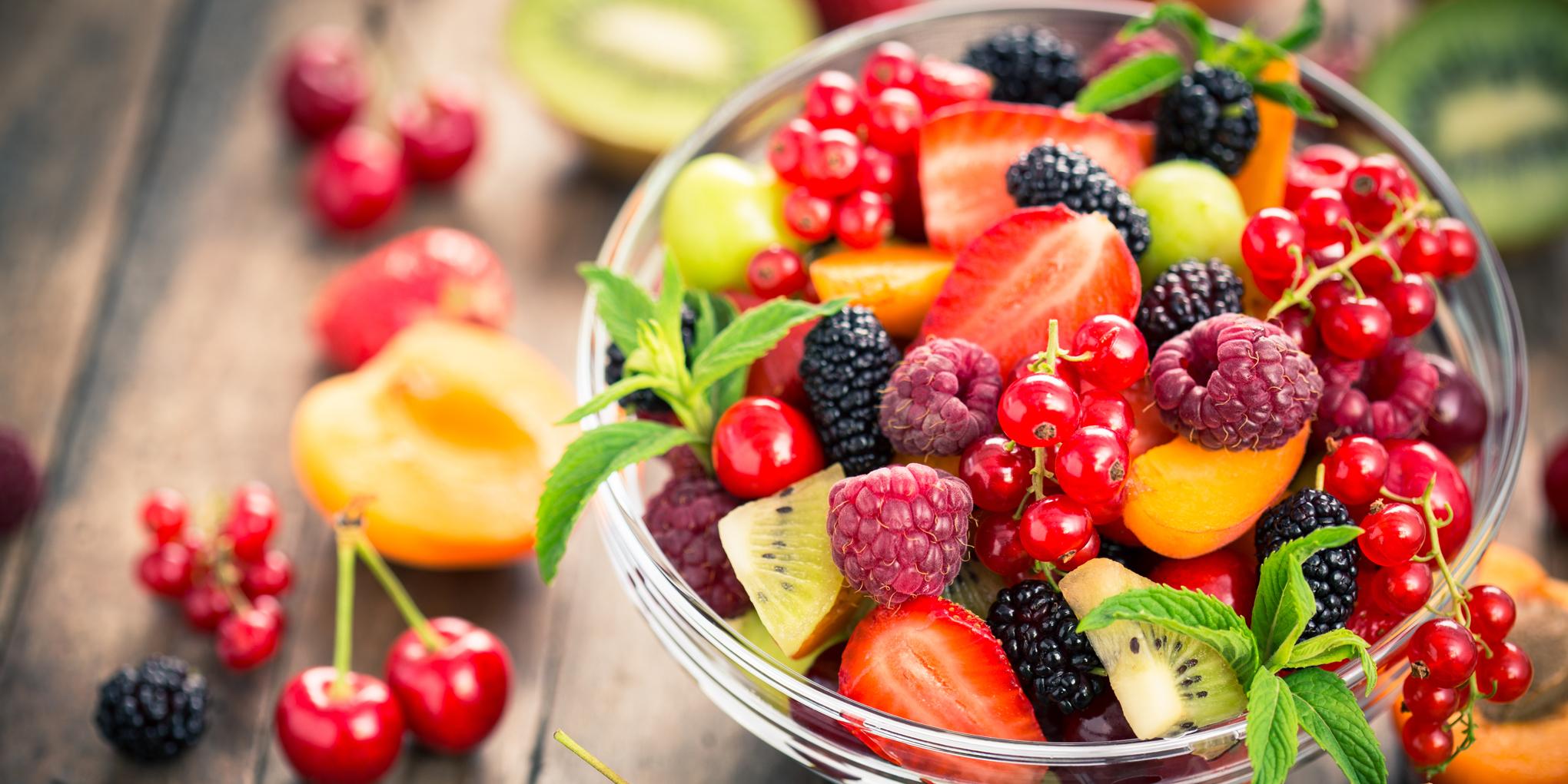 Φρούτα - το πρωινό που πρέπει να γίνει συνήθεια