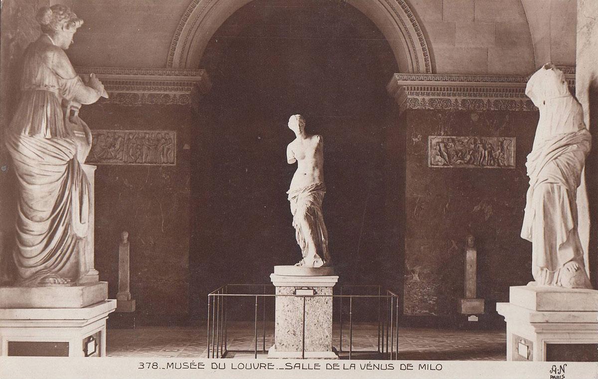 10 Αυγούστου 1793, το Μουσείο του Λούβρου, ανοίγει τις πύλες του