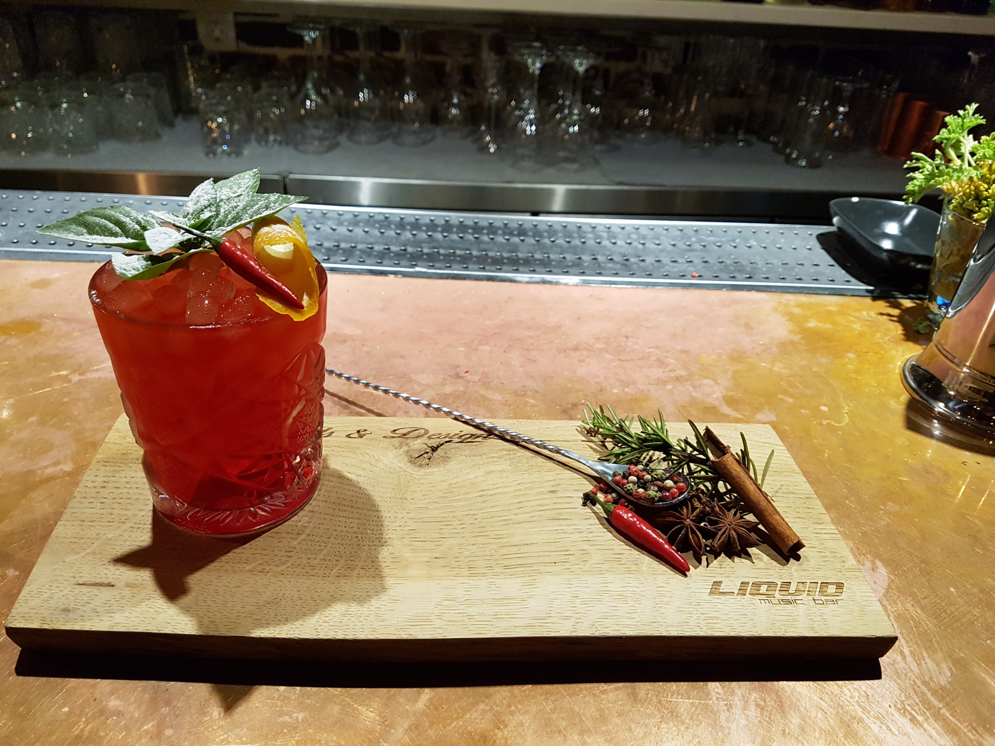 Tarsius cocktail by Φάνης Δαλέζιος