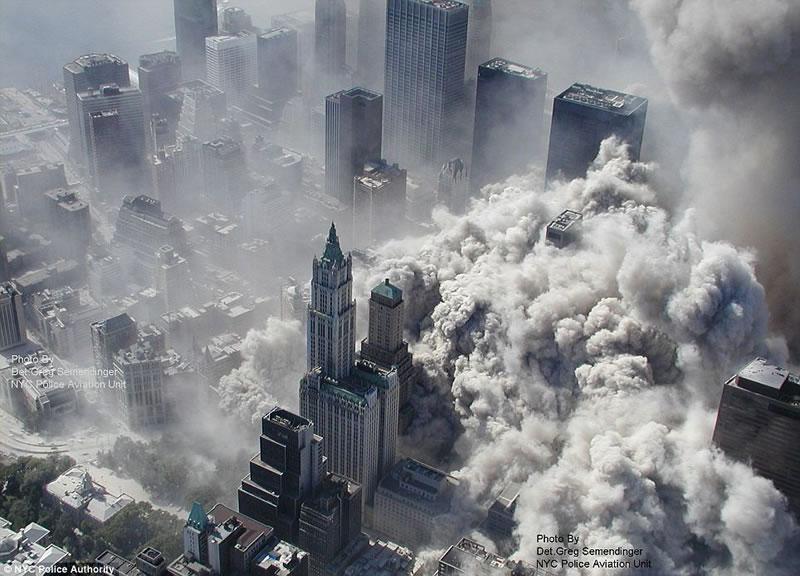 11 Σεπτεμβρίου 2001 και όλα αλλάζουν