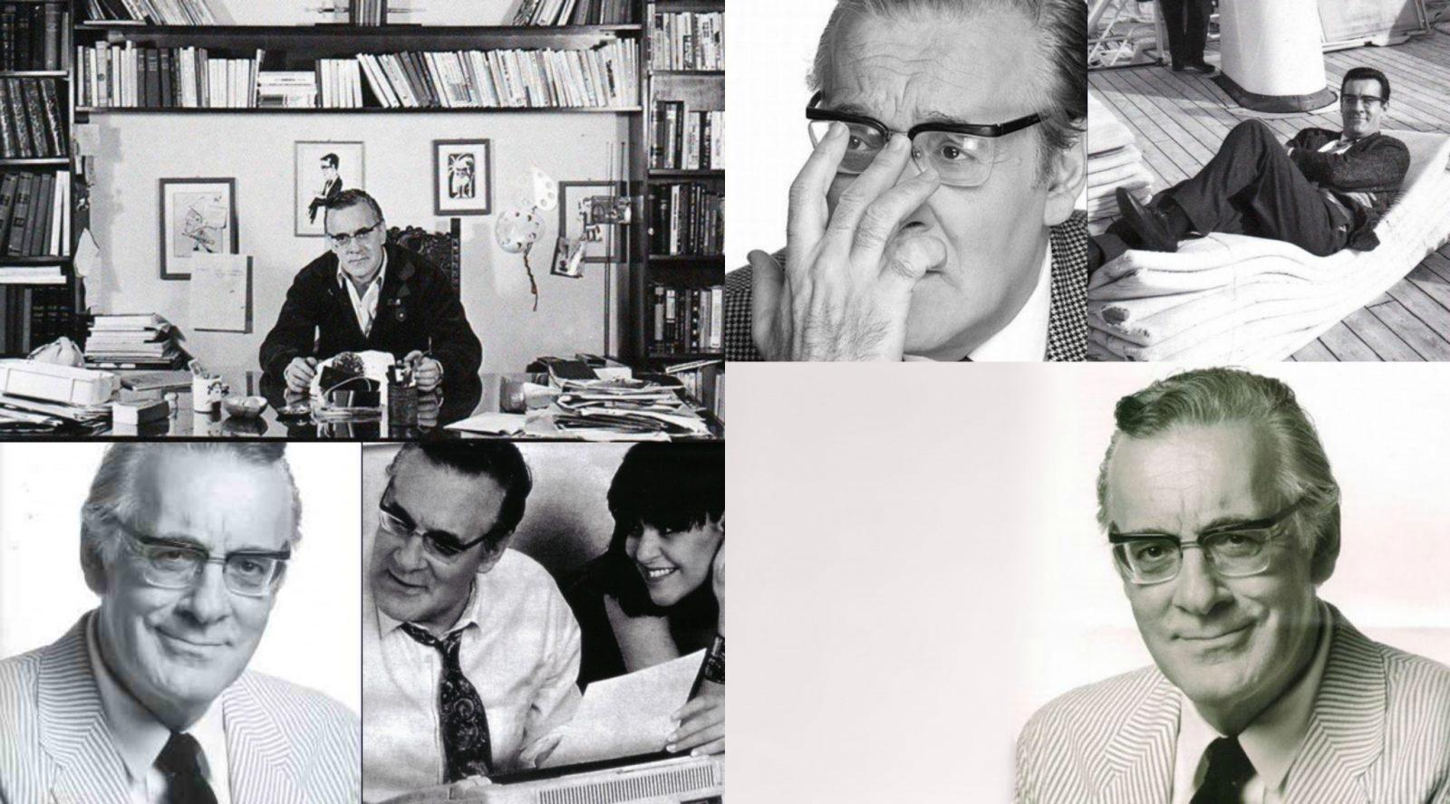 Δημοσιογράφος, συγγραφέας, χρονογράφος, ο Φρέντυ Γερμανός, σαν σήμερα γεννήθηκε