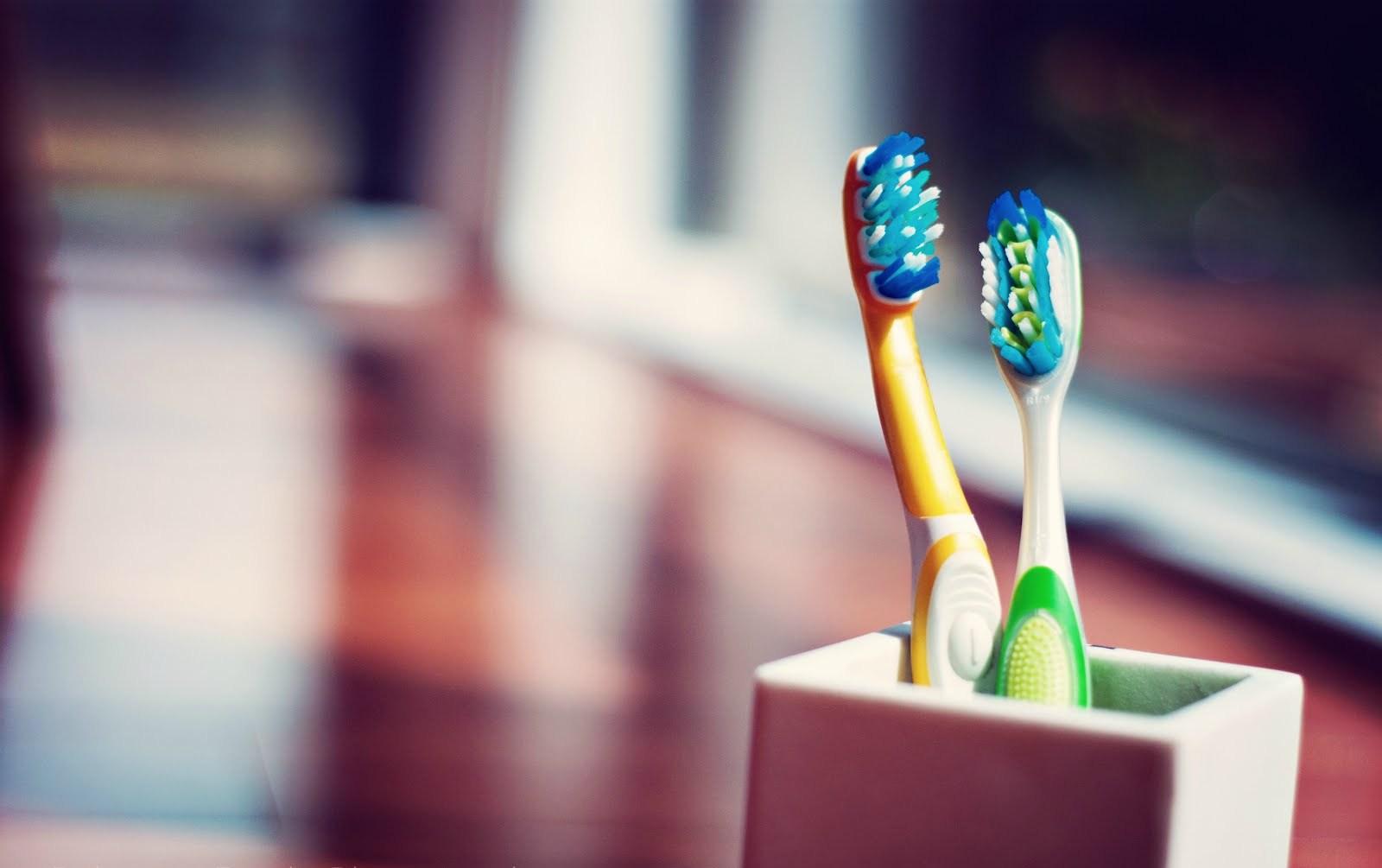 Η ημέρα της οδοντόβουρτσας