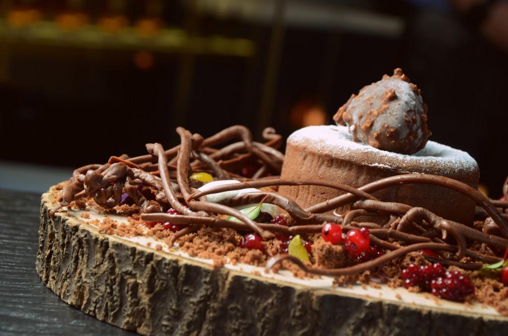 Σουφλέ σοκολάτας για 2 από τον chef Δημήτρη Σταμούδη