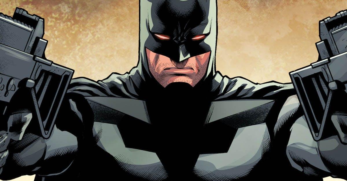 1η Μαΐου εμφανίζεται ο άνθρωπος νυχτερίδα ή αλλιώς Batman