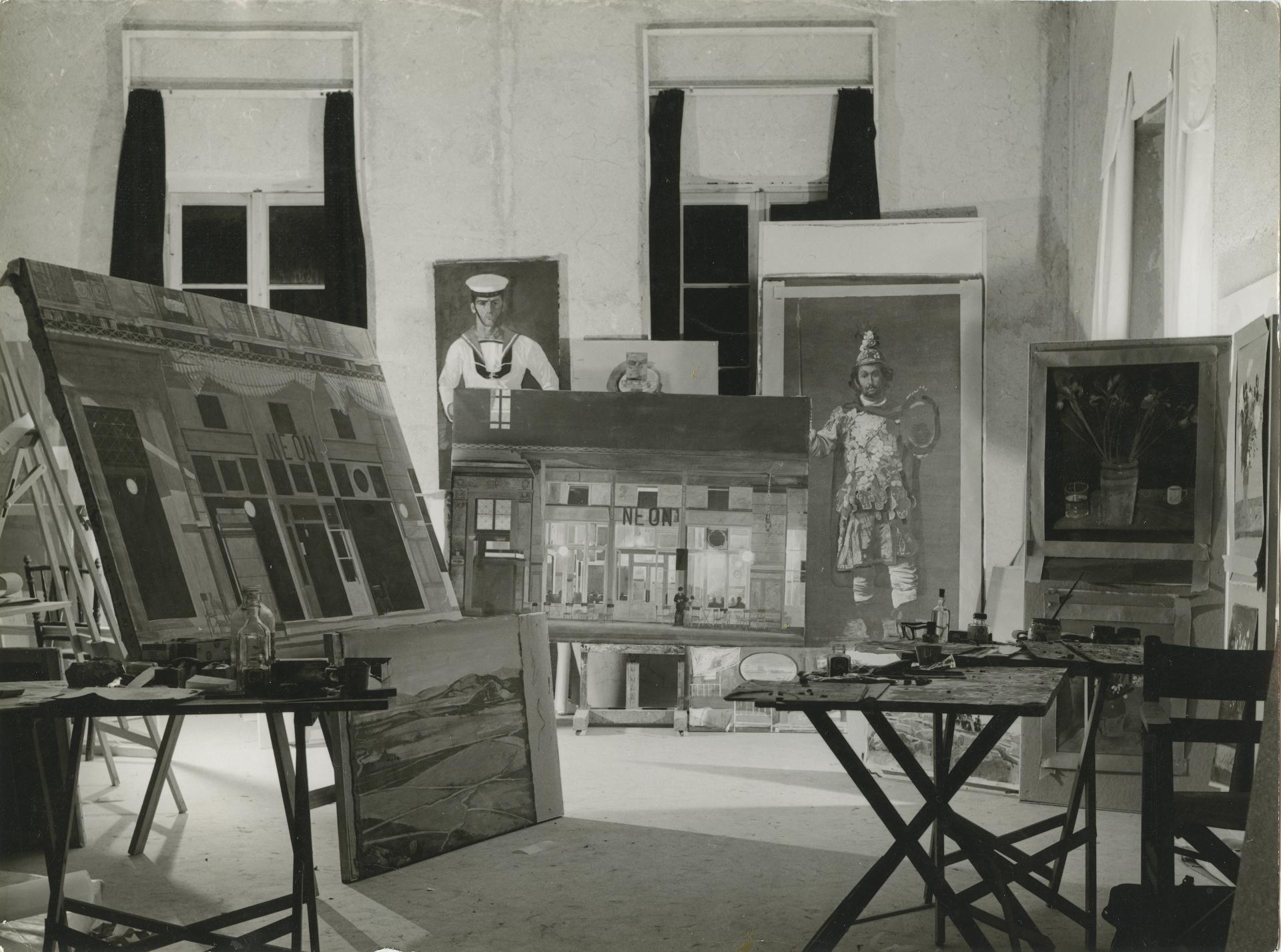 Ίδρυμα Γιάννη Τσαρούχη ή αλλιώς το Μουσείο Αμαρουσίου