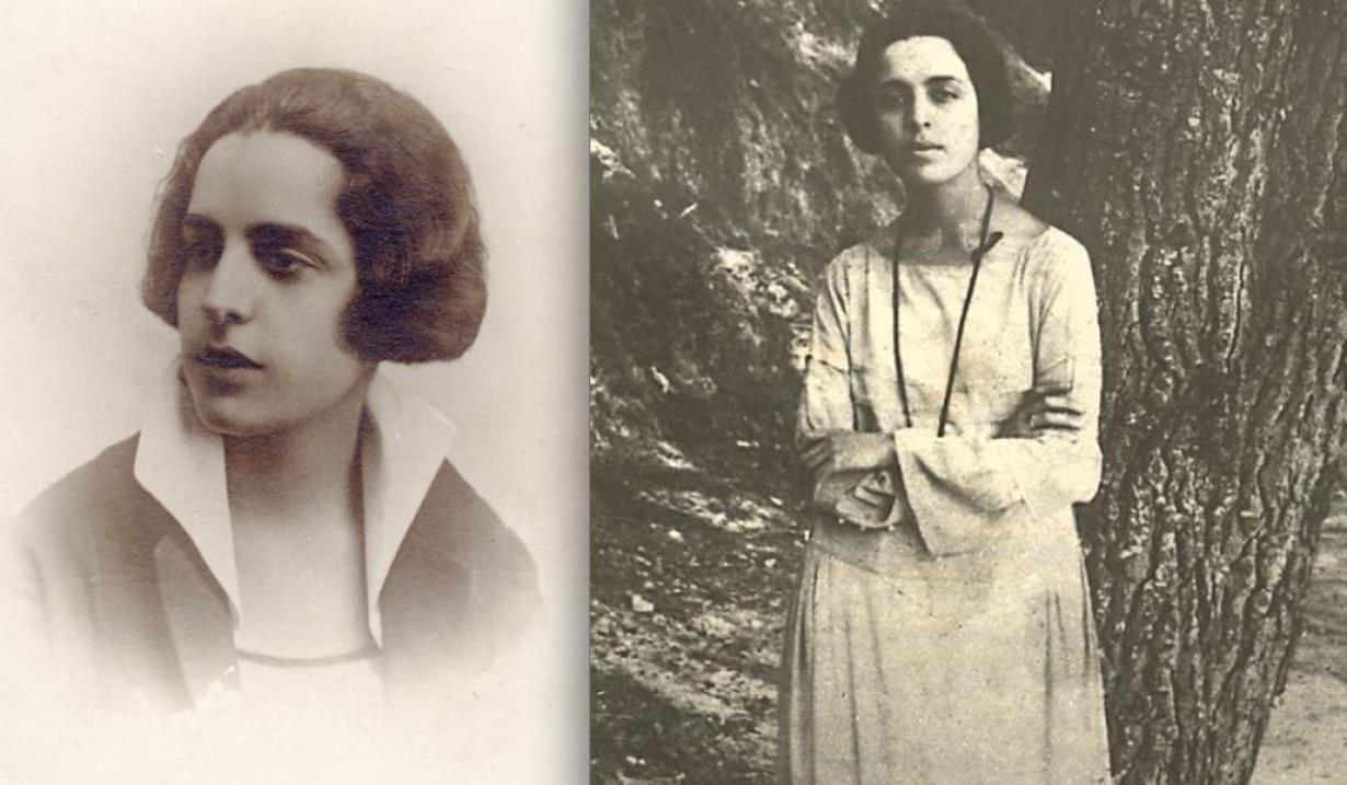 Μαρία Πολυδούρη - Υπήρξα μια ερωτευμένη σ' όλη μου τη ζωή
