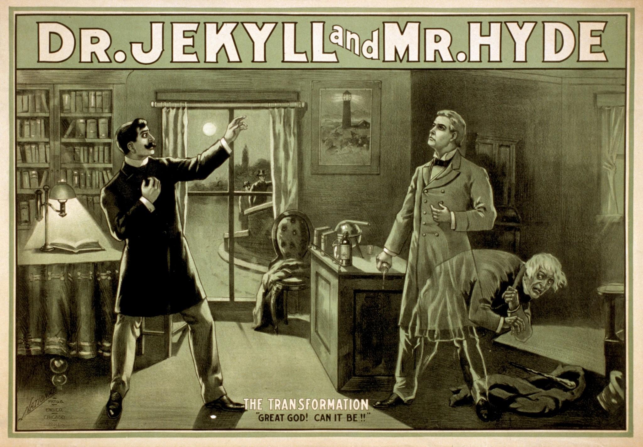 Η Παράξενη Υπόθεση του Δόκτωρ Τζέκιλ και του Κύριου Χάιντ