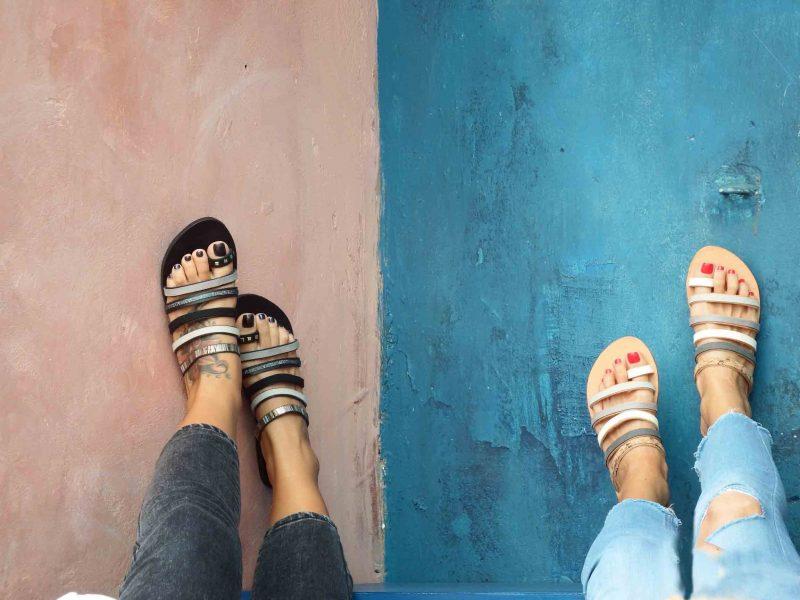 Sandalistas: Τα Ελληνικά, χειροποίητα σανδάλια που έγιναν έρωτας με την πρώτη ματιά