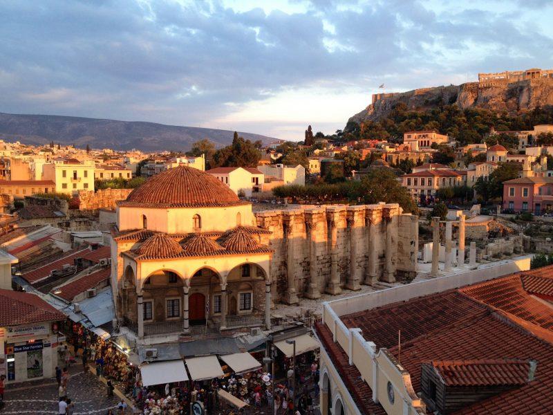 Αύγουστος στην Αθήνα
