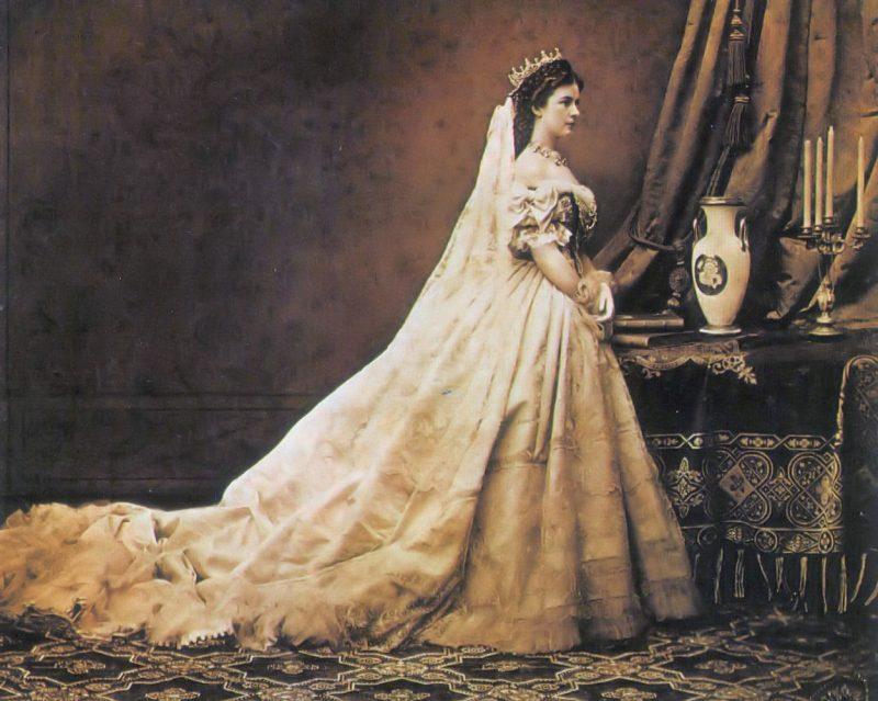 Η αυτοκράτειρα της Αυστρίας και βασίλισσα της Ουγγαρίας, Πριγκίπισσα Σίσσυ