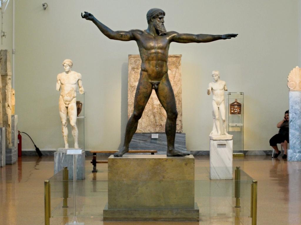 Ο Ποσειδώνας του Αρτεμισίου