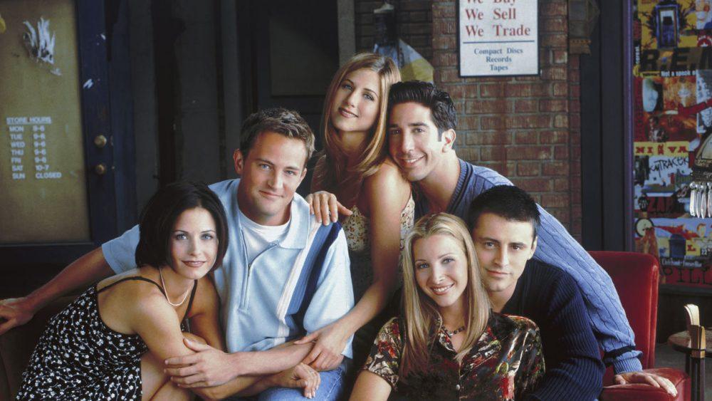 Πόσο καλά γνωρίζεις την τηλεοπτική σειρά, τα Φιλαράκια;