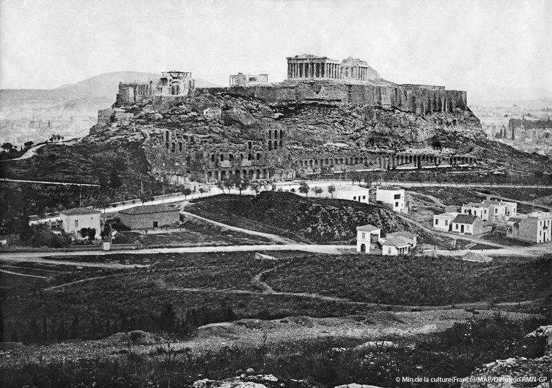 Η Αθήνα πρωτεύουσα του ελληνικού κράτους