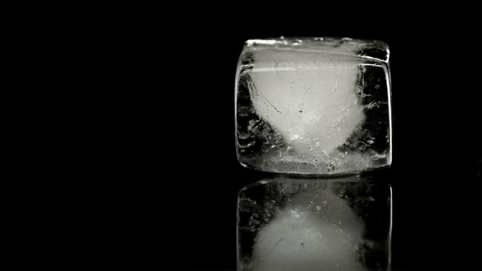 Καθώς ο πάγος λιώνει