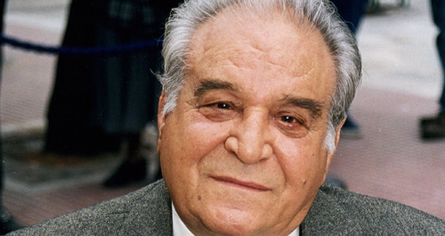 Ο πιο καλόγαθος κακός του Ελληνικού Θεάτρου και κινηματόγραφου, ο Σπύρος Καλογήρου