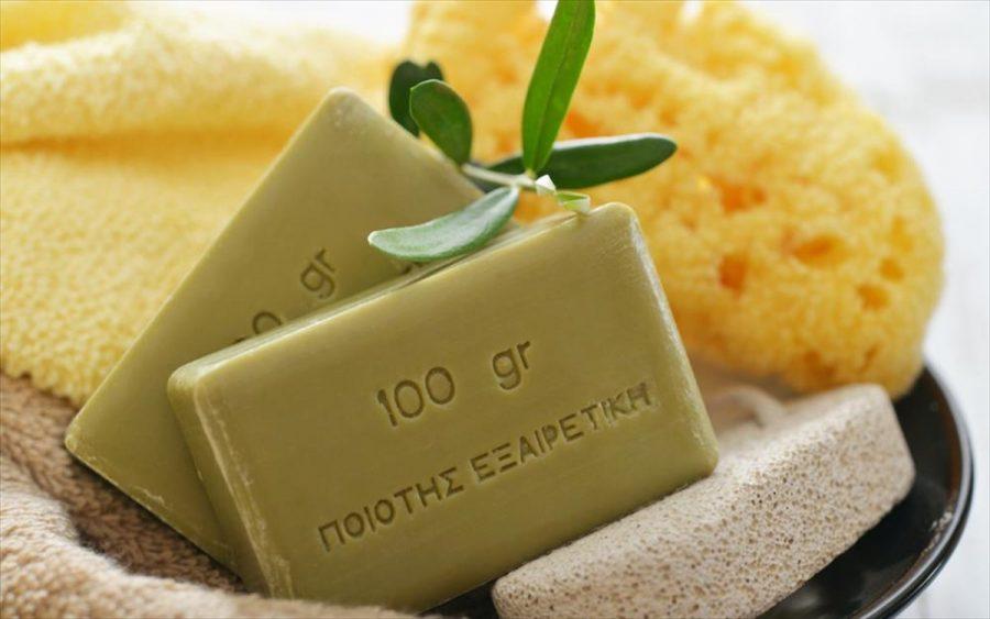 Το πράσινο σαπούνι και οι ιδιότητες του