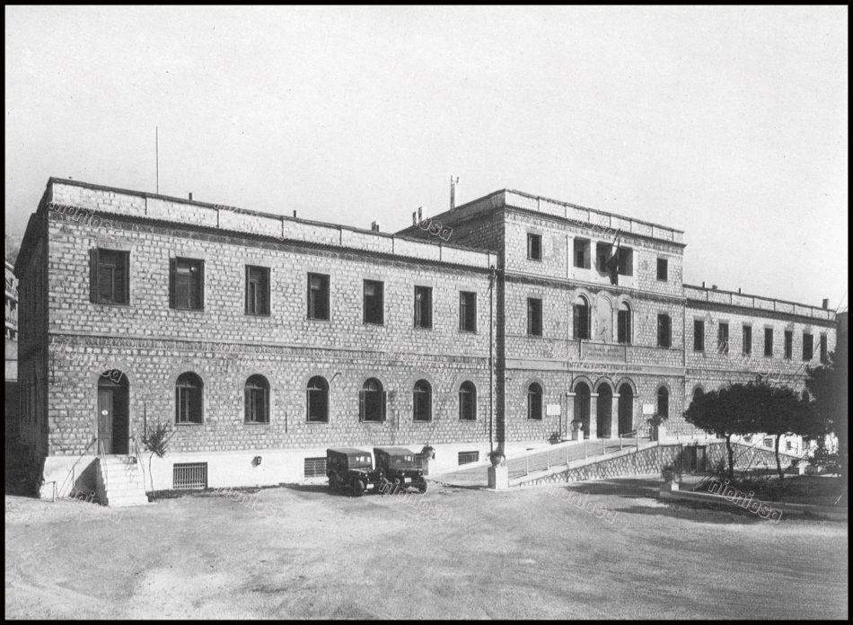 Το πρώτο Στρατιωτικό Νοσοκομείο των Αθηνών