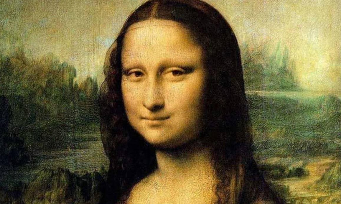 Το κορίτσι με το χαμόγελο της Τζοκόντα