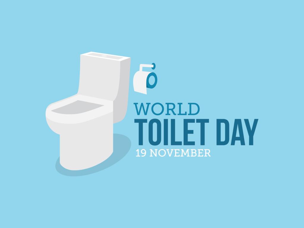 Σήμερα είναι η παγκόσμια ημέρα Τουαλέτας