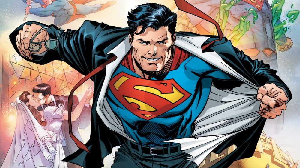 O Superman είναι ο άνθρωπος από ατσάλι