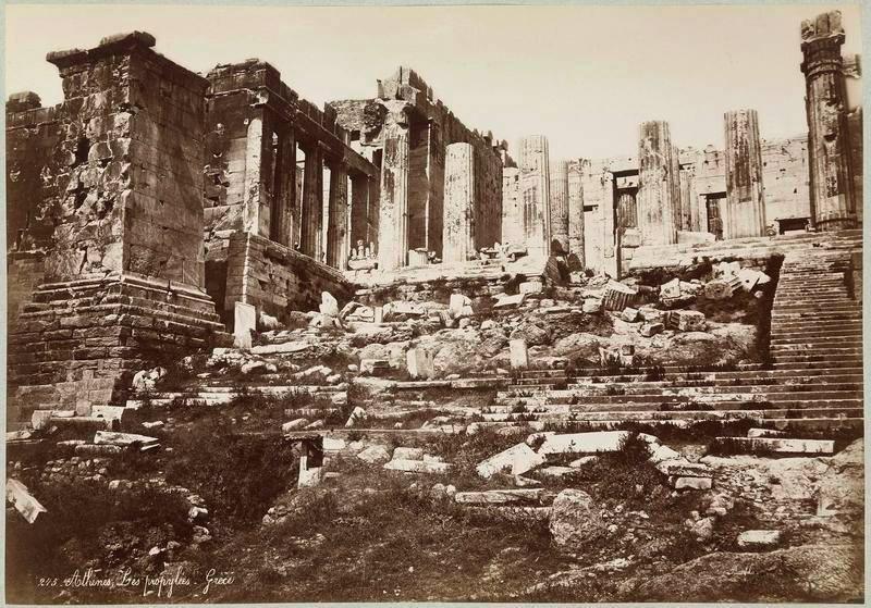 Οι στοές της αρχαίας Αθήνας