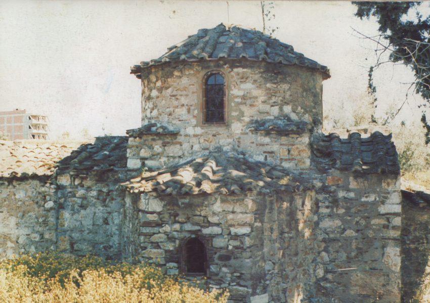 Βυζαντινός Ναός Αγίου Ιωάννη Ελαιώνα