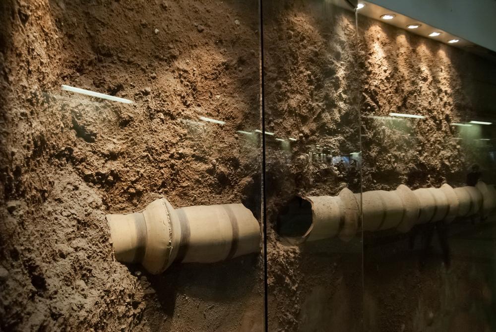 Το Πεισιστράτειο Υδραγωγείο