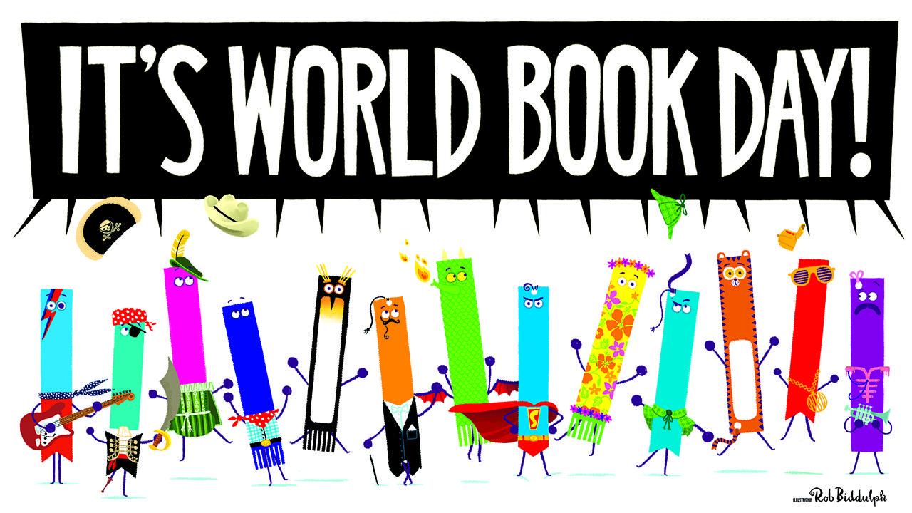 Παγκόσμια Ημέρα του Βιβλίου