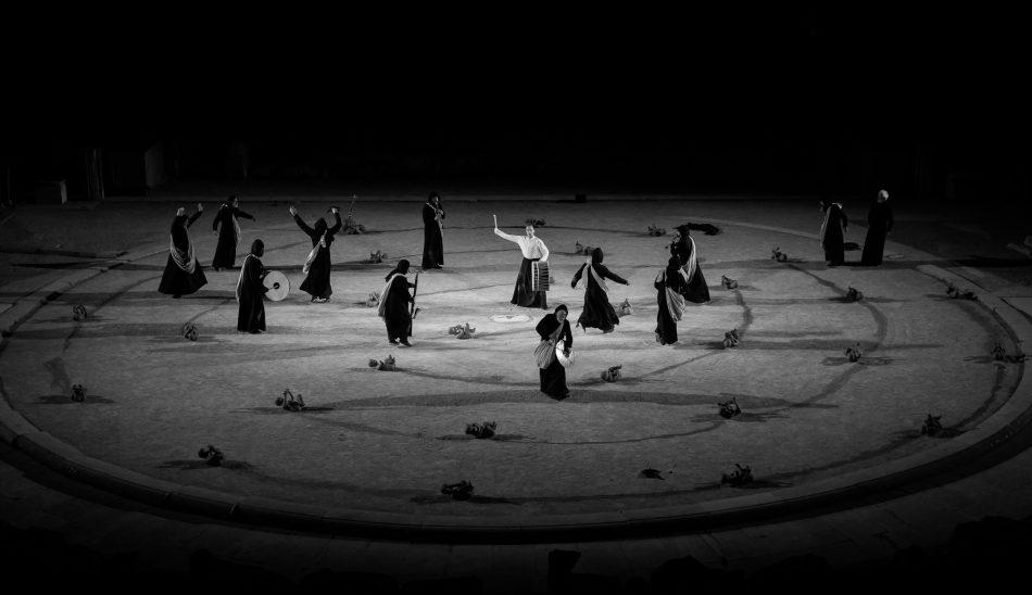 Είδαμε Οιδίπους Τύραννος του Σοφοκλή σε σκηνοθεσία Κωνσταντίνου Μαρκουλάκη
