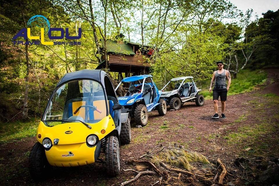 Buggy Safari στο Λουτράκι, και όμως μπορείς και εσύ
