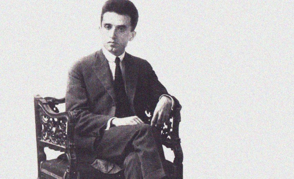 Κώστας Καρυωτάκης - ένας από τους ποιητές μιας χαμένης γενιάς