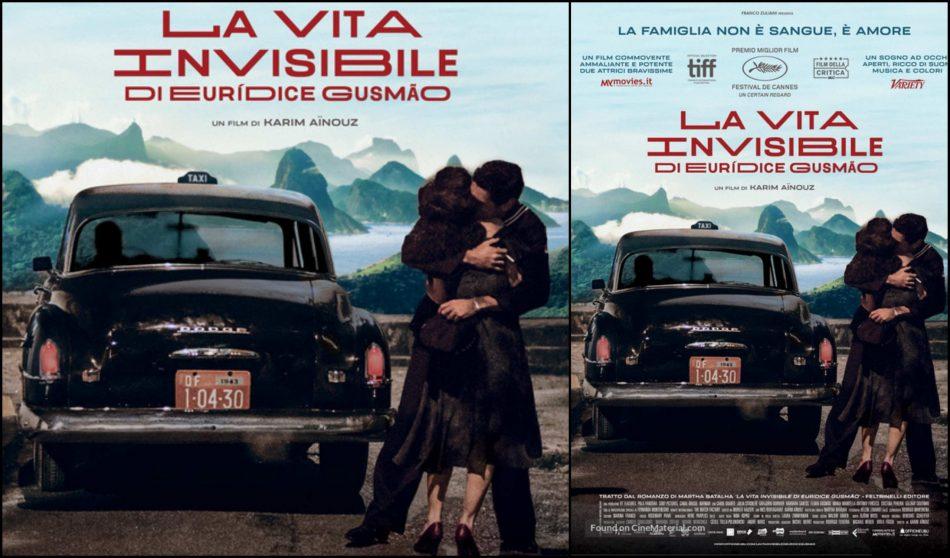 Είδαμε την ταινία | A vida invisível