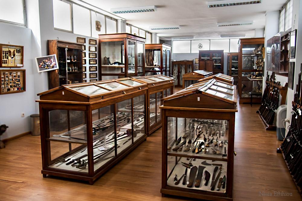 Το Εγκληματολογικό Μουσείο του Εθνικού και Καποδιστριακού Πανεπιστημίου