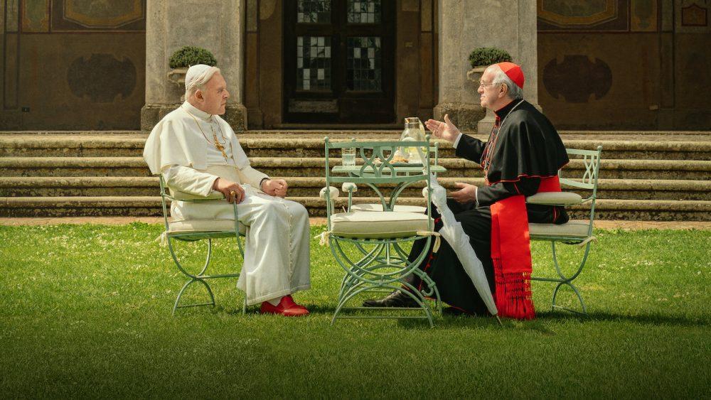 Είδαμε την ταινία | The two Popes