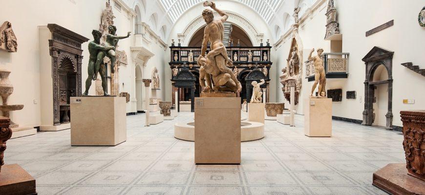 Γνωρίζοντας ψηφιακά, μεγάλα μουσεία σε όλο τον κόσμο