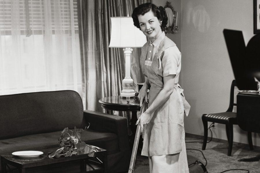 Tips καθαριότητας σπιτιού, τώρα που καθόμαστε